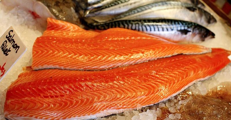 Çin'de somon balığında da koronavirüse rastlandı