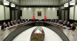 Cumhurbaşkanlığı Kabinesi ne zaman toplandı? Cumhurbaşkanlığı Kabinesi toplandı mı? Cumhurbaşkanlığı Kabinesi toplantısında neler konuşulacak?