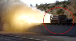 Türkiye'nin geliştirdiği SARB-83 uçak bombası ilklere imza atarak testi geçti