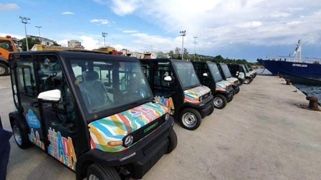 Adalar'da kullanılacak elektrikli araçların ücreti 12 lira olacak