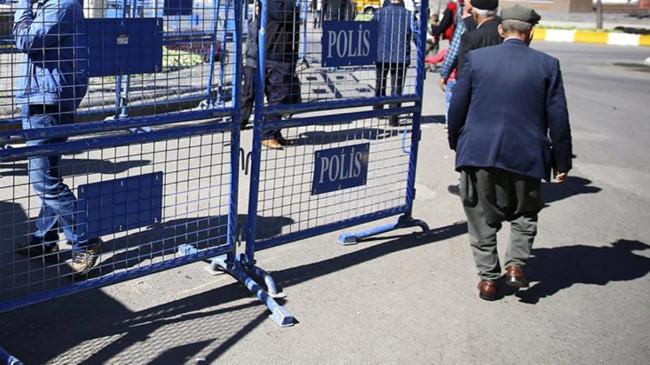 Ankara'nın ardından Van'da da eylem ve etkinlikler 15 gün yasaklandı