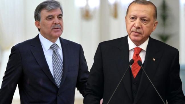 Aralarındaki buzlar eriyor mu? Abdullah Gül'den Cumhurbaşkanı Erdoğan'a Ayasofya tebriği