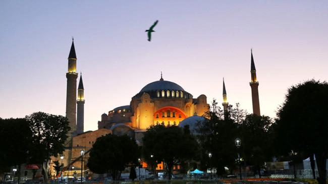 Ayasofya Camii, Lozan Antlaşması'nın 97. yıl dönümünde yeniden ibadete açılıyor