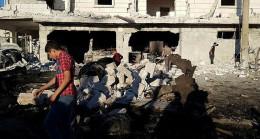 Azez'de terör saldırısı: 4 ölü, 20 yaralı