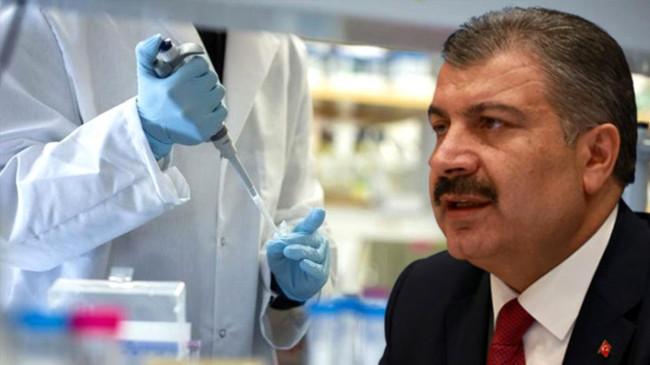 Bakan müjdeyi verdi! Türkiye, koronavirüs tedavisinde kullanılan Favipiravir ilacını üretecek