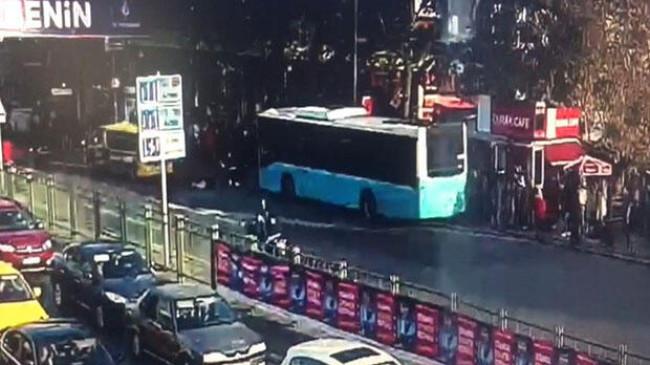Beşiktaş'ta ortalığı birbirine katmıştı! Otobüs şoförü hakim karşısına çıktı