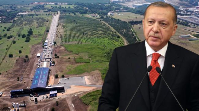 Büyük gün geldi! TOGG fabrikası için ilk kazma vuruluyor, temeli projenin fikir babası Erdoğan atacak