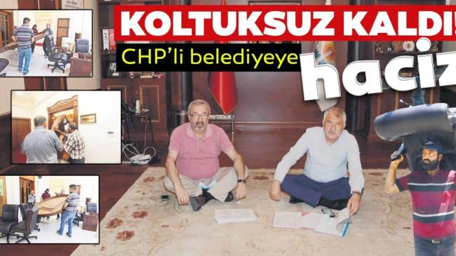 CHP'li Zeydan Karalar koltuksuz kaldı
