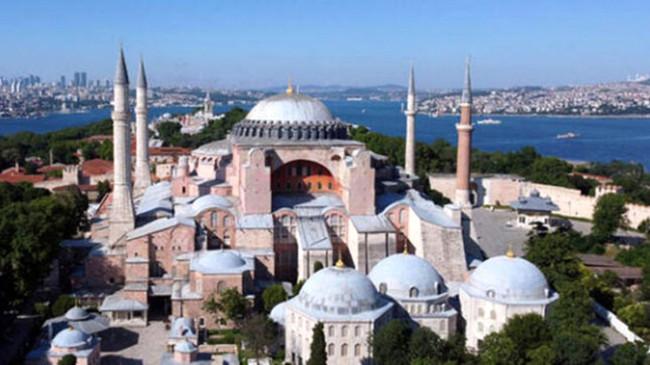 Diyanet İşleri Başkanı Ali Erbaş: Ayasofya'ya 2 imam ve 4 müezzin atanacak
