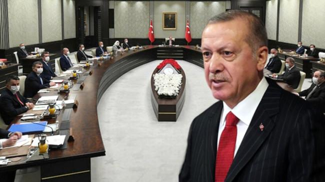 Erdoğan, kabineyi bugün topluyor! Kurban Bayramı için yeni tedbirler alınacak