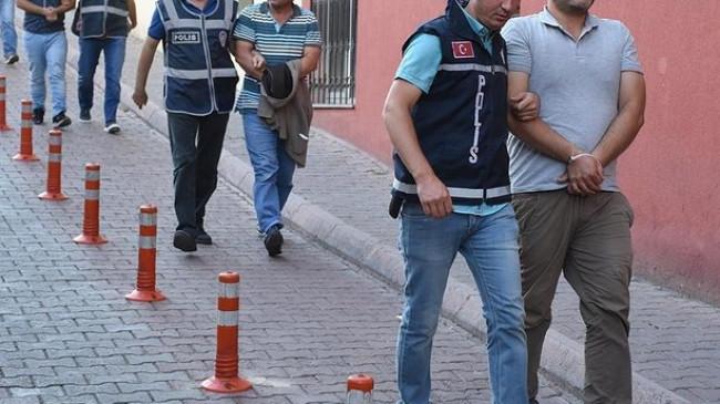 Gaziantep'te uyuşturucu operasyonu! 26 kişiye gözaltı