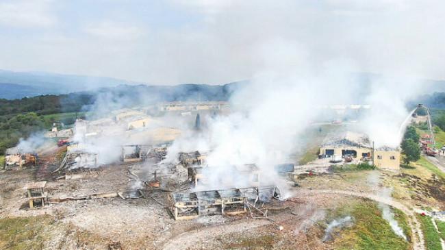 Havai fişek faciası: Sakarya'da yaşanan facianın nedeni belli oldu