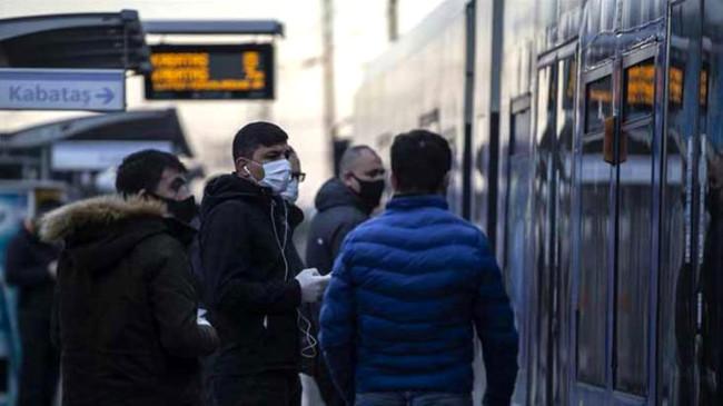 İstanbul'un koronavirüs yoğunluk haritası güncellendi! 5 ilçe alarm veriyor