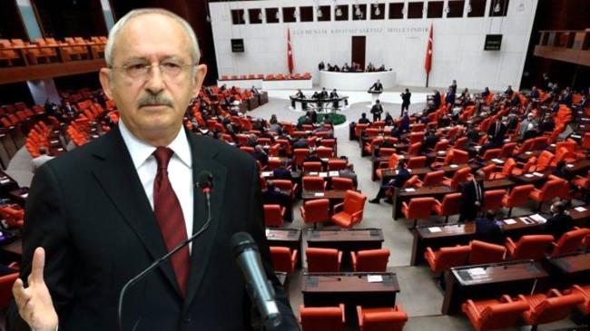 Kemal Kılıçdaroğlu, Meclis'teki 15 Temmuz törenine katılmayacak