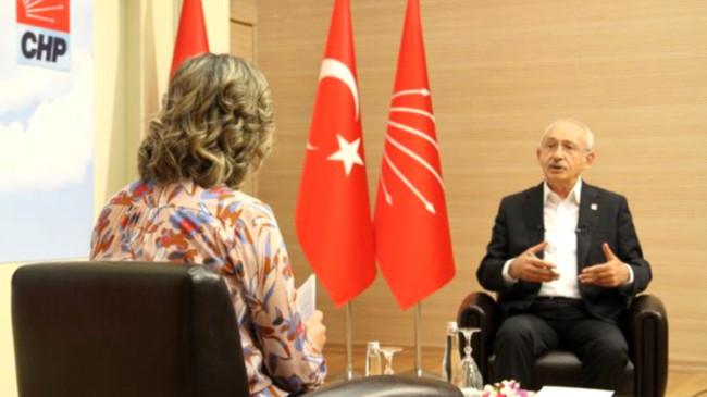 Kılıçdaroğlu'ndan 'Cumhurbaşkanlığı seçiminde bu kez aday mısınız?' sorusuna yanıt: Genel başkanın, cumhurbaşkanı olmaması lazım