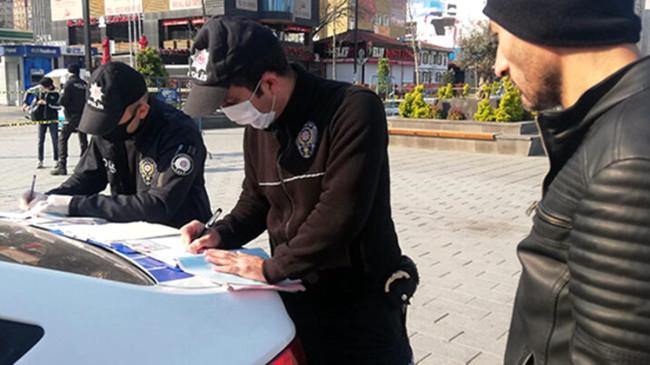 Mahkeme, 'Polis kesemez' diyerek sokağa çıkma cezasını iptal etti