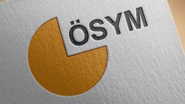 ÖSYM'den 'KPSS başvurusu' hatırlatması!