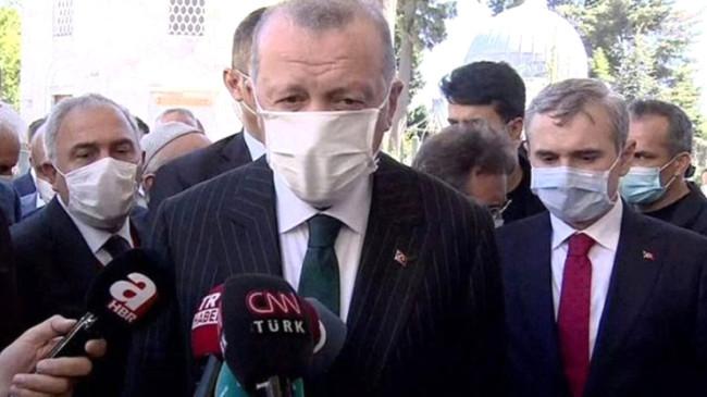 Özbekistan Cumhurbaşkanı Mirziyoyev, Ayasofya Camii'nin açılışından dolayı Erdoğan'ı tebrik etti