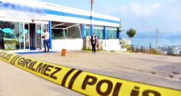 Restorana gece ateş açıp sabah molotof atan müşteri, iş yeri sahibi tarafından vuruldu