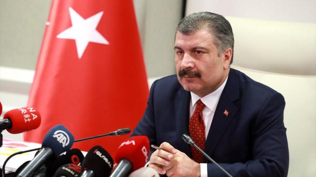 Sağlık Bakanı Fahrettin Koca, Kurban Bayramı tedbirlerini 3 gruba ayırarak sıraladı