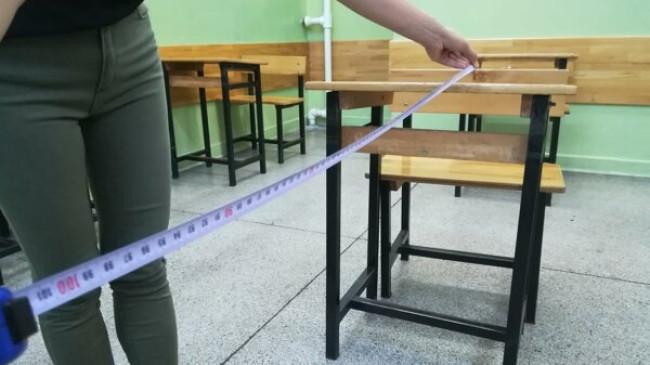 Sağlık Bakanlığı okullarda alınması gereken salgın tedbirlerini açıkladı: Tekli sıralar ve çapraz oturma düzeni