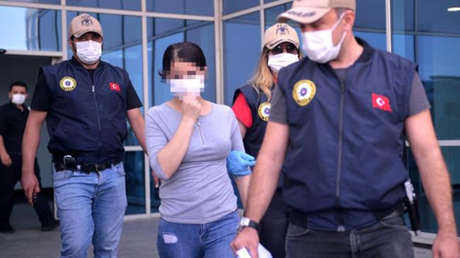 Salih Müslim'in teslim olan hamile yeğeni PKK'nın üst düzey yetkililerinin isimlerini ve yerlerini verdi