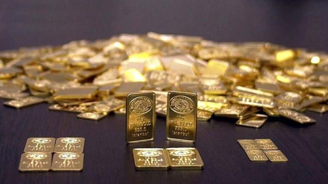 Son Dakika: Altın dün olduğu gibi bugüne de rekorla başladı
