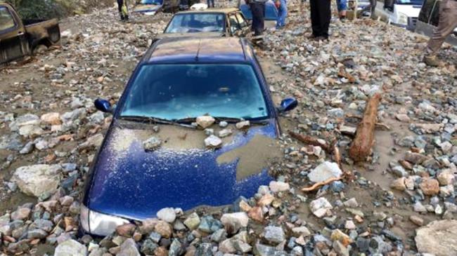 Son dakika: Artvin'de sel felaketi: 1 kişi hayatını kaybetti, 3 kişi kayıp