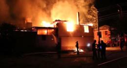 Son dakika: Bolu'da bir evde çıkan yangında iki çocuk hayatını kaybetti