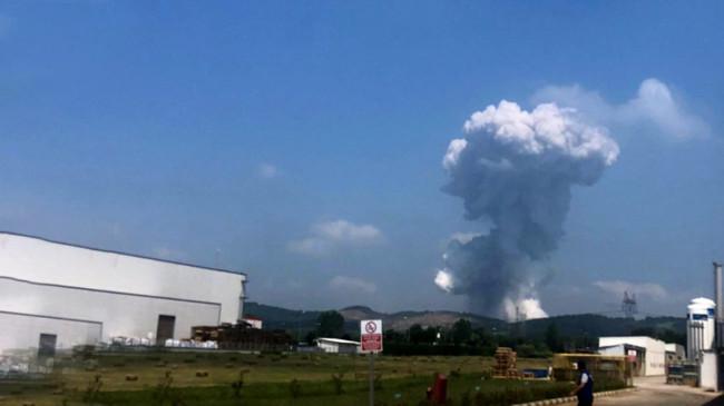 Son dakika: İçişleri Bakanlığı, havai fişek fabrikasındaki patlamaya ilişkin soruşturma başlattı