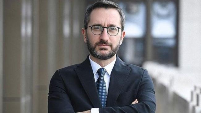 Son dakika: İletişim Başkanı Altun'dan, 'Ayasofya' açıklaması