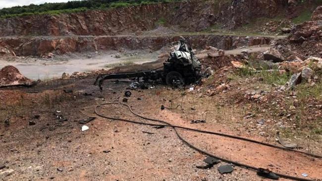 Son dakika: Sakarya'da havai fişek fabrikasındaki malzemeleri taşıyan kamyonda patlama: 3 şehit, 12 yaralı