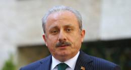 TBMM Başkanı Şentop'tan Srebrenitsa mesajı