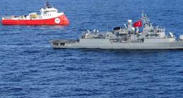 Türkiye'den Doğu Akdeniz resti: Hiç kimse bizi engellemeye kalkmasın