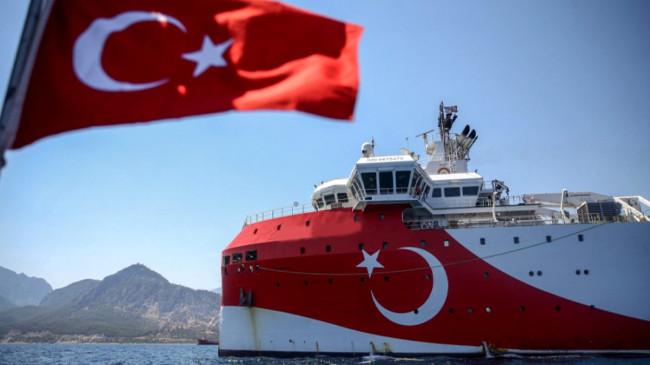 Türkiye'den Yunanistan'ı çıldırtacak hamle! Doğu Akdeniz'de yeniden Navtex ilan edildi