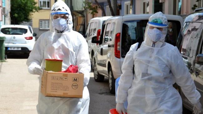 Zonguldak'ta son 8 günde 88 kişi koronavirüse yakalandı