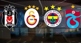 Fenerbahçe, Galatasaray ve Trabzonspor'un Borçları Her Geçen Sezon Katlanarak Artıyor