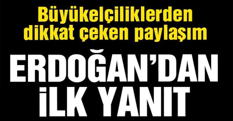 ABD'nin Türkiye Büyükelçiliği'nden açıklama geldi
