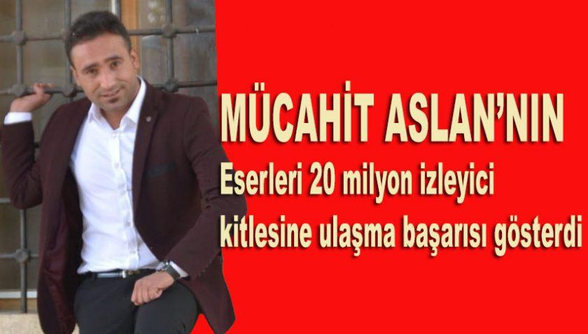 Mücahit Aslan ; Türkçe ve Kürtçe yazdığım şiirleri besteye dökmeye başladım